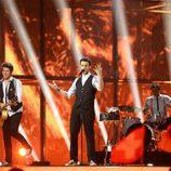 Suiza en la Final de Eurovisión 2014