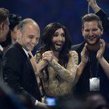 Conchita Wurst gana Eurovisión 2014
