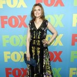 Emily Deschanel en los Upfronts 2014 de Fox