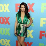 Lea Michele ('Glee') en los Upfronts 2014 de Fox