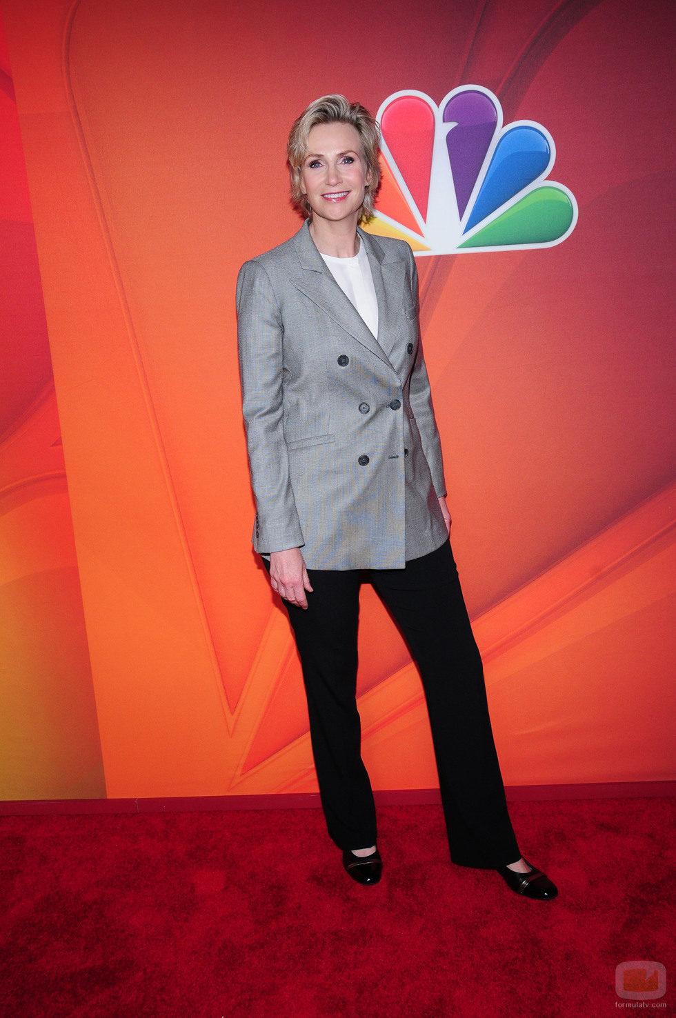 Jane Lynch en los Upfronts 2014 de NBC
