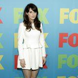Zooey Deschanel ('New Girl') en los Upfronts 2014 de Fox