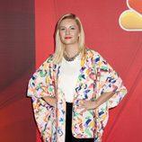 Elisha Cuthbert en los Upfronts 2014 de NBC
