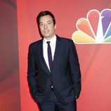 Jimmy Fallon en los Upfronts 2014 de NBC