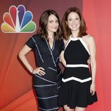 Tina Fey y Ellie Kemper presentan 'Unbreakable Kimmy Schmidt' en los Upfronts 2014 de NBC