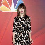Cristin Milioti en los Upfronts 2014 de NBC