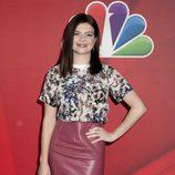 Casey Wilson en los Upfronts 2014 de NBC