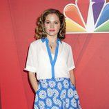 Margarita Levieva en los Upfronts 2014 de NBC