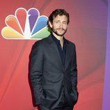 Hugh Dancy ('Hannibal') en los Upfronts 2014 de NBC