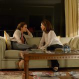 Megan Montaner y Lydia Bosch conversan en 'Sin identidad'