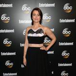 Bellamy Young ('Scandal') en los Upfronts 2014 de ABC