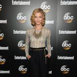 Caitlin Gerard en los Upfronts 2014 de ABC