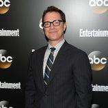 Joshua Malina ('Scandal') en los Upfronts 2014 de ABC