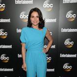 Lana Parrilla ('Once Upon a Time') en los Upfronts 2014 de ABC