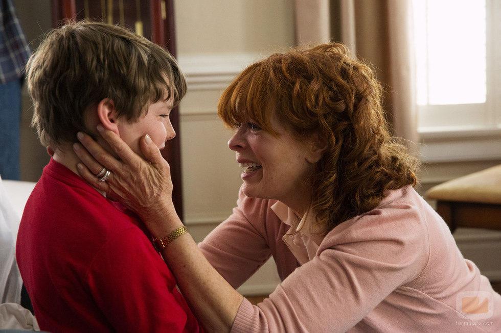 Lucille se reencuentra con su hijo Jacob en 'Resurrection'