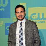 Carlos Valdes en los Upfronts 2014 de The CW