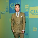 Colton Haynes ('Arrow') en los Upfronts 2014 de The CW