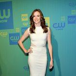 Danielle Panabaker en los Upfronts 2014 de The CW