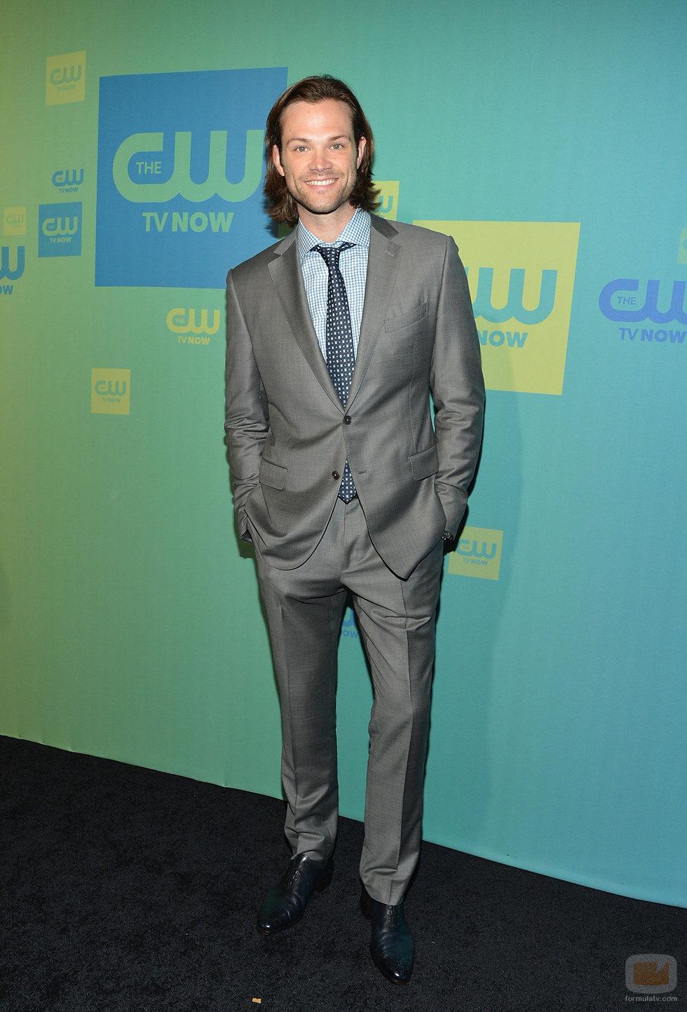 Jared Padalecki ('Supernatural') en los Upfronts 2014 de The CW