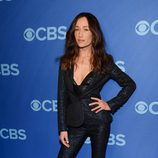 Maggie Q presenta 'Stalker' en los Upfronts 2014 de CBS