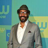 Jesse L. Martin en los Upfronts 2014 de The CW