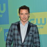 John Barrowman ('Arrow') en los Upfronts 2014 de The CW