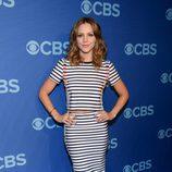 Katharine McPhee presenta 'Scorpion' en los Upfronts 2014 de CBS