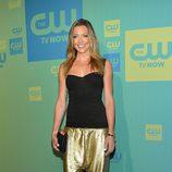 Katie Cassidy ('Arrow') en los Upfronts 2014 de The CW
