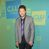 Misha Collins ('Supernatural') en los Upfronts 2014 de The CW