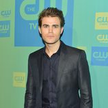 Paul Wesley ('The Vampire Diaries') en los Upfronts 2014 de The CW