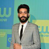 Rahul Kohli en los Upfronts 2014 de The CW