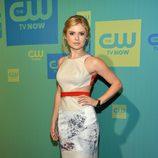 Rose McIver en los Upfronts 2014 de The CW