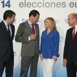 Elena Valenciano en TVE