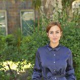 Megan Montaner en la rueda de prensa de 'Sin identidad'