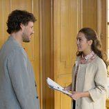 Daniel Grao y Megan Montaner conversan en 'Sin identidad'