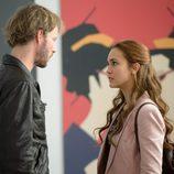 María habla con Pablo en 'Sin identidad'