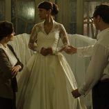 Ana vestida de novia en 'Velvet'