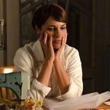 Ana pensativa a pocas horas de la boda entre Cristina y Alberto en 'Velvet'