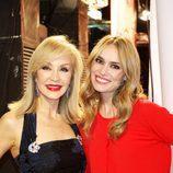 Patricia Conde y Carmen Lomana en 'Ciento y la madre'