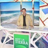 Jacob Petrus, presentador de 'Aquí la tierra' en La 1