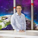 El geógrafo especializado en climatología Jacob Petrus conducirá 'Aquí la Tierra'