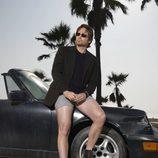 David Duchovny posa sin pantalones en 'Californication'