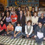Antonio Resines lidera la última temporada de 'Los Serrano'