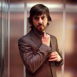El cómico Santi Millán en la serie 'Lex'