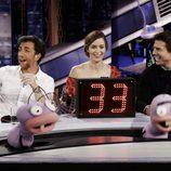 Tom Cruise y Emily Blunt se divierten en 'El hormiguero'