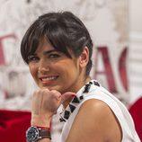 Elena S. Sanchez, presentadora temporal de Cine de Barrio