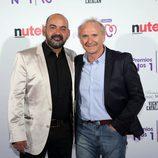 José Corbacho y Xavier Deltell en los Premios Números 1 de Cadena 100