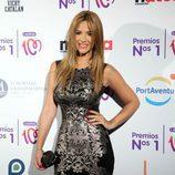 Tamara Gorro en los Premios Números 1 de Cadena 100