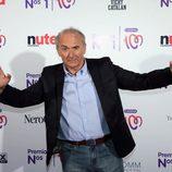 Xavier Deltell en los Premios Números 1 de Cadena 100