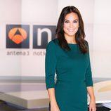 Monica Carrillo, presentadora de 'Las noticias de las 21:00 horas'